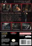 Gamecube - Resident Evil (back)