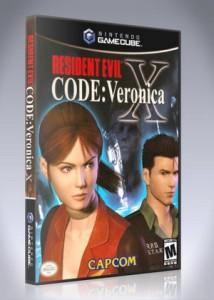 Gamecube - Resident Evil: Code Veronica X