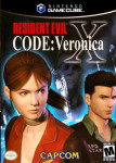 Gamecube - Resident Evil: Code Veronica X (front)