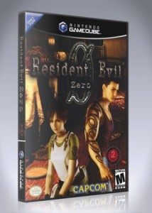 Gamecube - Resident Evil Zero
