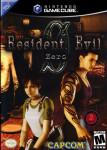Gamecube - Resident Evil Zero (front)