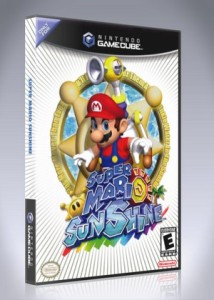Gamecube - Super Mario Sunshine