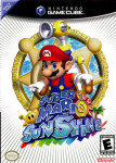 Gamecube - Super Mario Sunshine (front)
