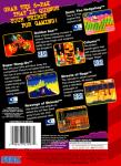 Sega Genesis - 6-Pak (back)