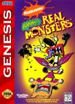 Sega Genesis - Aaahh!!! Real Monsters (front)