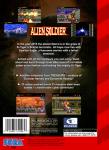 Sega Genesis - Alien Soldier (back)