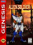 Sega Genesis - Alien Soldier (front)