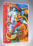 Sega Genesis - Alien Storm