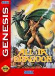 Genesis - Alisia Dragoon (front)