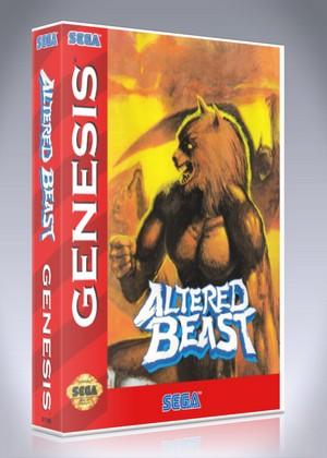 Sega Genesis - Altered Beast