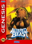 Sega Genesis - Altered Beast (front)