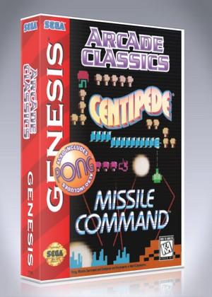 Sega Genesis - Arcade Classics