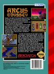 Genesis - Arcus Odyssey (back)
