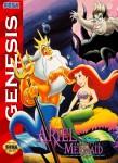 Sega Genesis - Ariel The Little Mermaid (front)