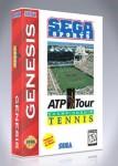 Sega Genesis - ATP Tour Championship Tennis
