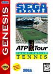 Sega Genesis - ATP Tour Championship Tennis (front)
