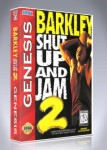 Sega Genesis - Barkley Shut Up and Jam 2