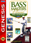 Sega Genesis - Bass Masters Classic Pro Edition (front)
