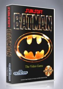 Genesis - Batman: The Video Game
