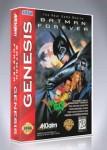 Sega Genesis - Batman Forever