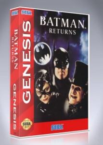 Sega Genesis - Batman Returns