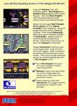 Sega Genesis - Batman Returns (back)