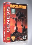 Sega Genesis - BattleTech: A Game of Armored Combat