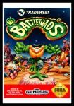 Genesis - Battletoads Poster