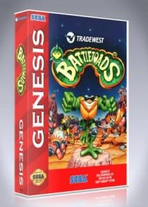 Genesis - Battletoads