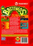 Genesis - Battletoads (back)