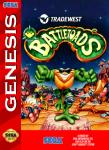 Genesis - Battletoads (front)