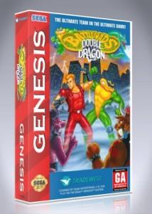 Sega Genesis - Battletoads Double Dragon