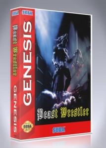 Sega Genesis - Beast Wrestler