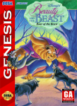 Genesis - Beauty and The Beast: Roar of the Beast (front)