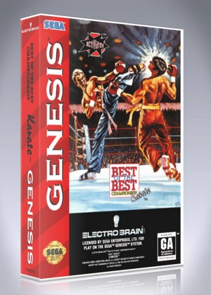 Genesis - Best of the Best Championship Karate