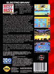 Genesis - Best of the Best Championship Karate (back)