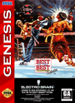 Genesis - Best of the Best Championship Karate (front)