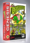 Sega Genesis - Boogerman: A Pick and Flick Adventure