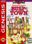 Sega Genesis - Busy-Town (front)