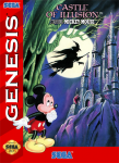 Genesis - Castle of Illusions Starring Mickey Mouse (front)