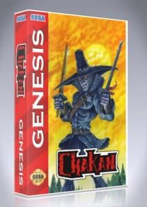 Sega Genesis - Chakan