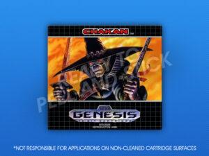 Genesis - Chakan Label