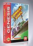 Sega Genesis - Combat Cars