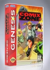 Sega Genesis - Comix Zone