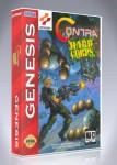 Sega Genesis - Contra: Hard Corps