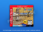 Sega Genesis - Crusader of Centy