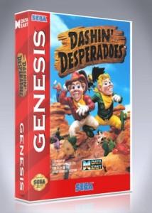 Sega Genesis - Dashin' Desperadoes