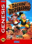 Sega Genesis - Dashin' Desperadoes (front)