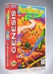 Sega Genesis - Desert Demolition