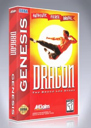 Genesis - Dragon: The Bruce Lee Story